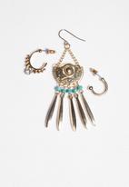 Glamorous - Earrings mix and match set