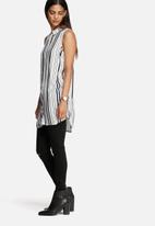 VILA - Mask shirt tunic