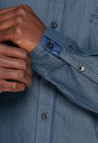 GUESS - Chambray regular shirt