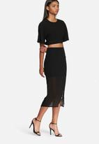 The Fifth - Minutes to midnight skirt
