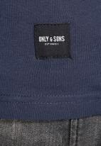Only & Sons - Starsky tee