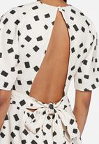 The Fifth - Modern love playsuit