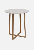 Eleven Past - Criss cross side table