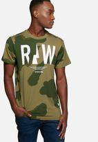 G-Star RAW - Rowack tee