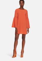 Glamorous - Bell sleeve dress