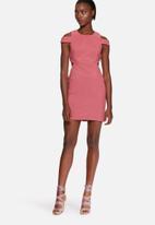 Glamorous - Cut-out mini dress