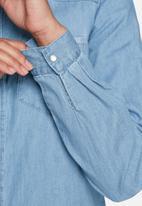 VILA - Lu denim shirt