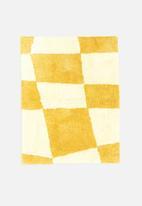 Linen House - Lucca pineapple bathmat