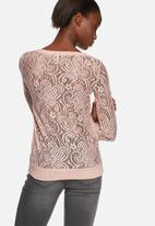 ONLY - Zussie lace top