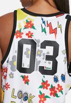adidas Originals - Pharrell Williams doodle tank