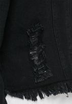 Vero Moda - Miri denim destroy jacket