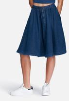 Vero Moda - Alani denim skirt