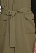 Vero Moda - Ea sleeveless jacket