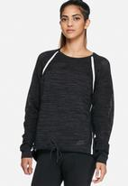 Nike - Tech knit crew neck