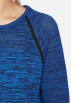 Nike - Tech knit crew neck