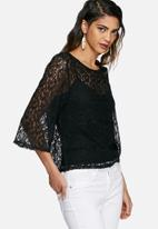 Jacqueline de Yong - Jules lace blouse