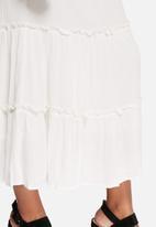 Vero Moda - Crinkla skirt