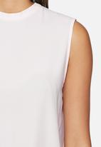 ONLY - Smart high-neck tank top