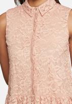 Y.A.S - Roman lace dress