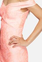 New Look - Bonded lace dress