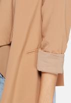 New Look - Waterfall soft blazer