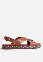 Vero Moda - Melina Leather Sandal
