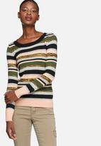 VILA - Modern knit top