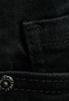 GUESS - Skinny knee rip jeans