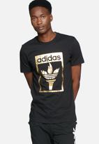 adidas Originals - Trefoil fire tee