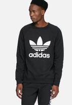 adidas Originals - Trefoil fleece sweater