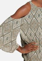 Vero Moda - Loui cold shoulder top