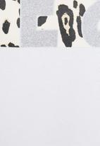 GUESS - Mirror leopard tee