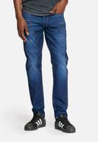 c345477871a 3301 tapered Itano stretch denim-medium aged G-Star RAW Jeans ...