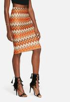 Glamorous - Knit skirt