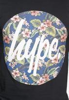 Hype - Flower circle tee
