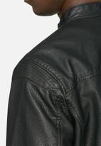 Jack & Jones - Insert PU jacket