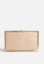 Glamorous - Sequins clutch