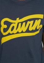 Edwin - Edwin script tee