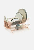Present Time - Dish rack - copper