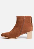 Gino Paoli - Fringe ankle boot