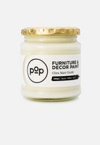 Pop Paint - Pop paint meringue