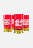Mustard  - 12 Gauge shot glass