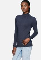 Pieces - River roll neck knit