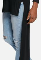 dailyfriday - High-low top