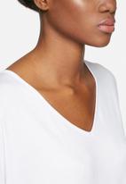 dailyfriday - Basic V-neck top - 2 pack