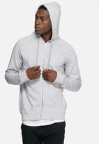 basicthread - Full zip hoodie