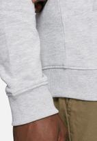 basicthread - 1/4 zip hoodie