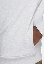 basicthread - Side zip sweat