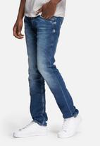 Jack & Jones - Tim Leon slim jog jeans