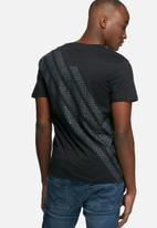 GUESS - Four stripes tee
